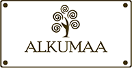 Alkumaa Logo
